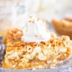 Coconut Cashew Pie