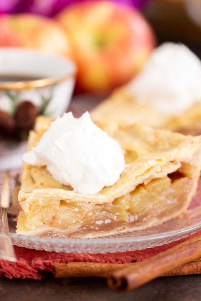 Mom's Apple Pie recipe