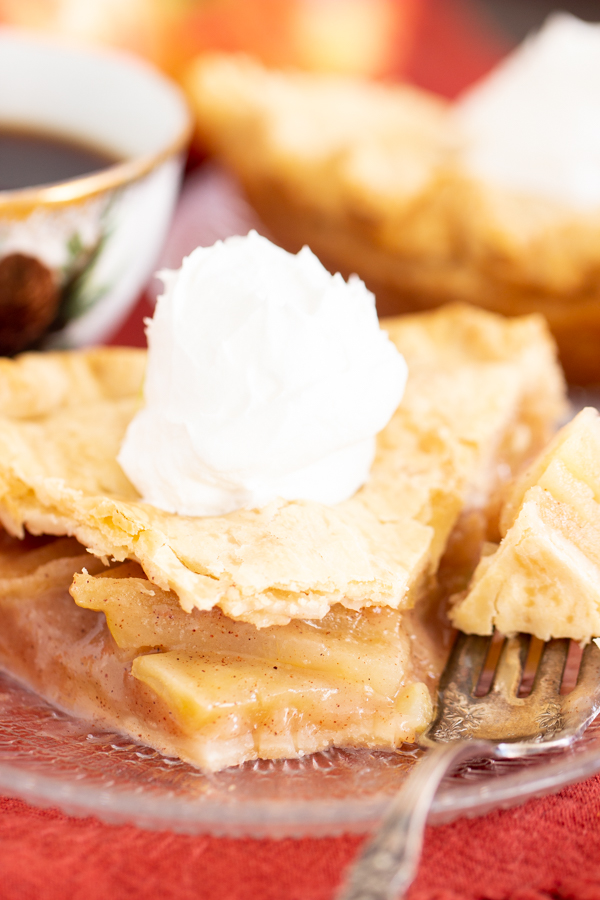 Mom's Apple Pie recipe