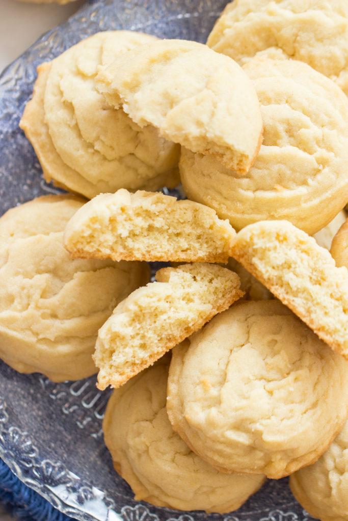 Big Fat Amish Sugar Cookies